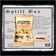 Spliff Box iso 170x150x66