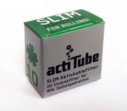 Copy of Tune Activ Charcoal Slim Filters Box 50 kpl
